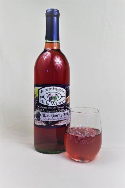 Blackberry Burst Wine