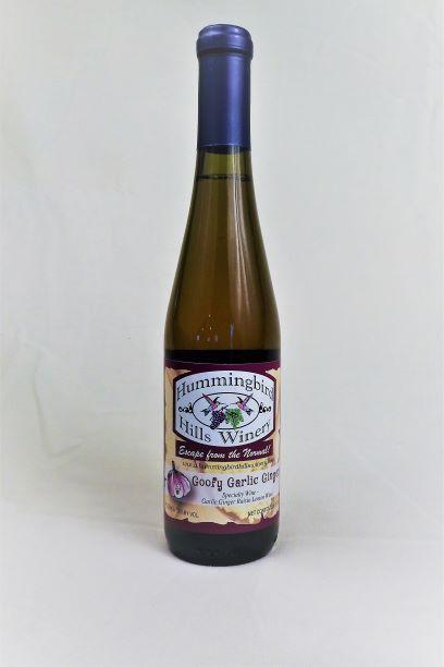 Goofy Garlic Ginger Wine